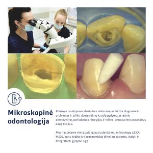 Mikroskopinė odontologija
