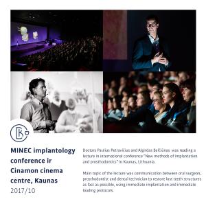 MINEC international congress in Kaunas